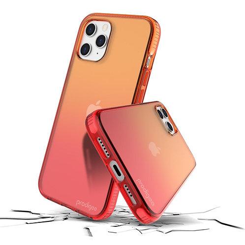 Prodigee Protector Safetee Flow iPhone 12 / 12 Pro Naranja