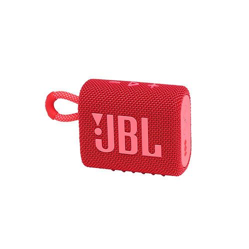 Jbl GO 3 Altavoz Rojo