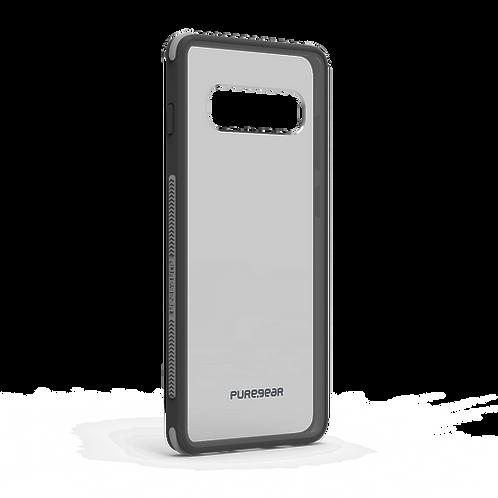 PUREGEAR Dualtek Protector Galaxy S10 Transparente/Negro