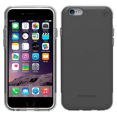 Puregear Dualtek Protector iPhone 6+/6S+ Negro