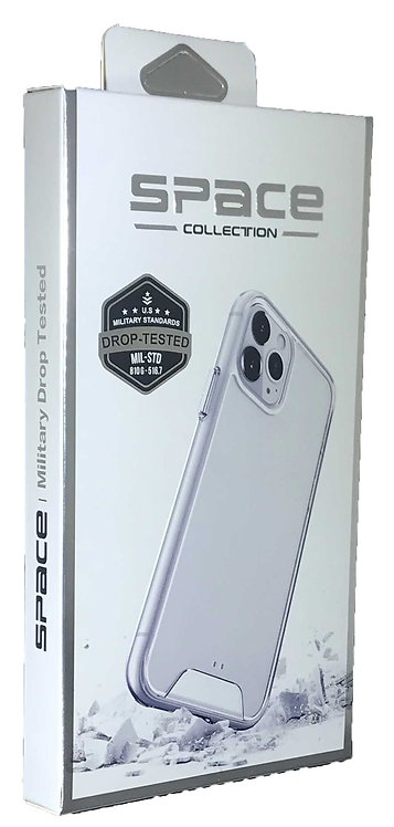 SPACE - TPU+PC  - iPhone 11Pro Max 6.5´´ (clear)