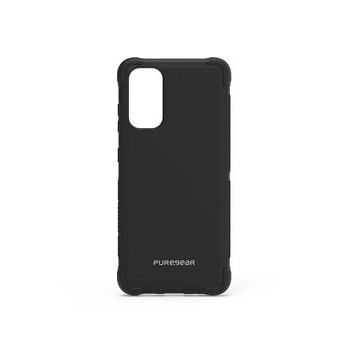 Puregear Dualtek Protector Galaxy S20 Negro