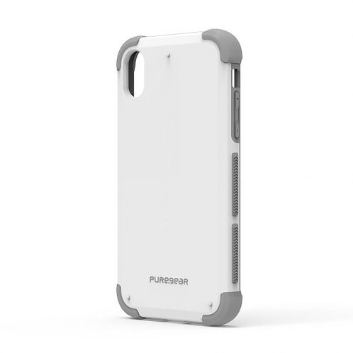 PureGear -  Estuche Dualtek (blanco) iPhone XR