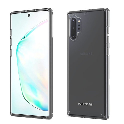 PUREGEAR Slim Shell Protector Galaxy Note10+ Transparente