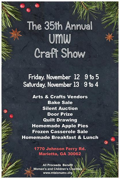 2021 UMW Craft Show-with address.jpg