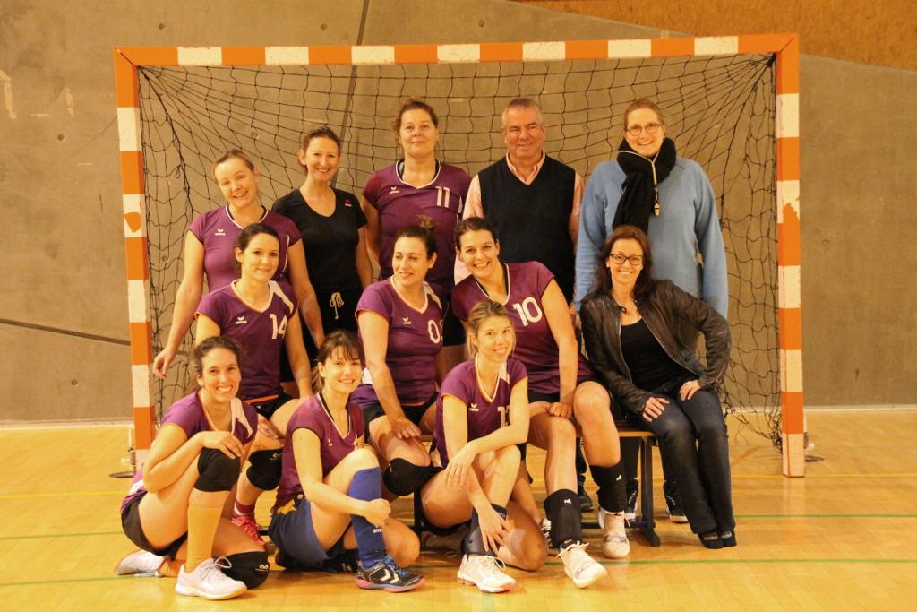 Equipe du Divonne volleyball Club 2020