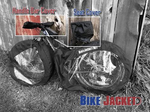 Bike Jacket – Seat and Handlebar Covers