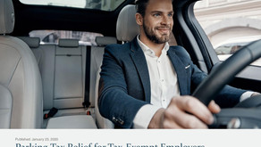 Parking Tax Relief for Tax-Exempt Employers