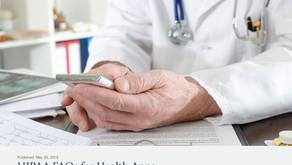 HIPAA FAQs for Health Apps