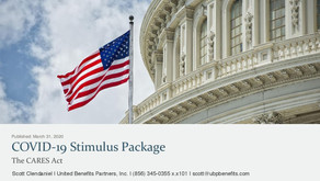COVID-19 Stimulus Package: The CARES Act