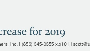 DOL Penalties Increase for 2019