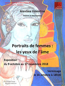 Portraits de femmes : les yeux de l'âme
