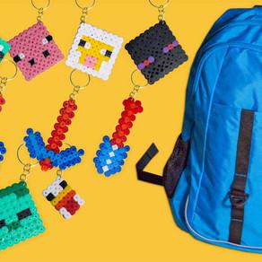 Minecraft with Hama beads
