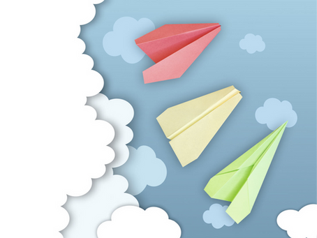 How to fold paper planes that fly far?