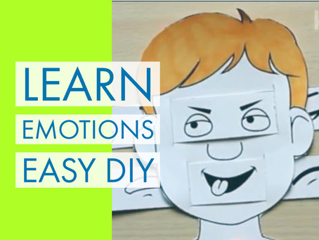 How to teach children to learn about their emotions?