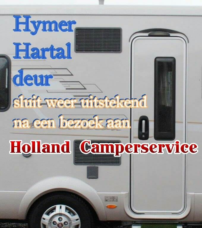 Hymer-onderdelen