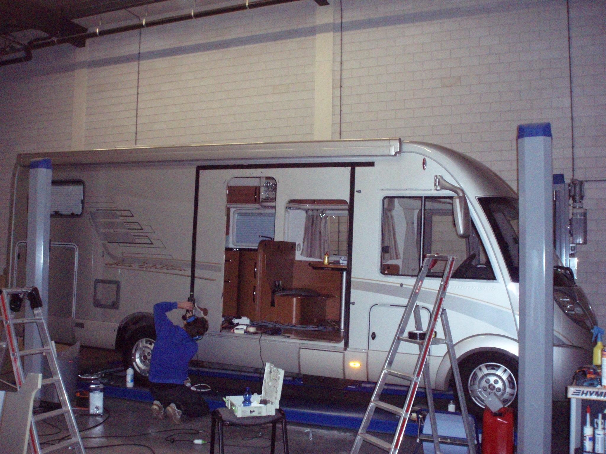 hymer-camper-reparatie
