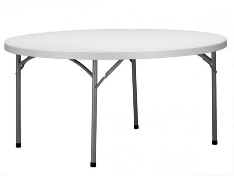 Round Trestle Tables