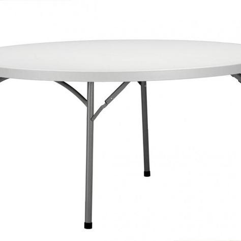 Round Trestle Tables