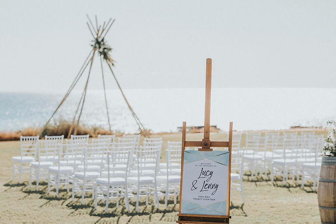 A Plus Events Hire Broome Wedding