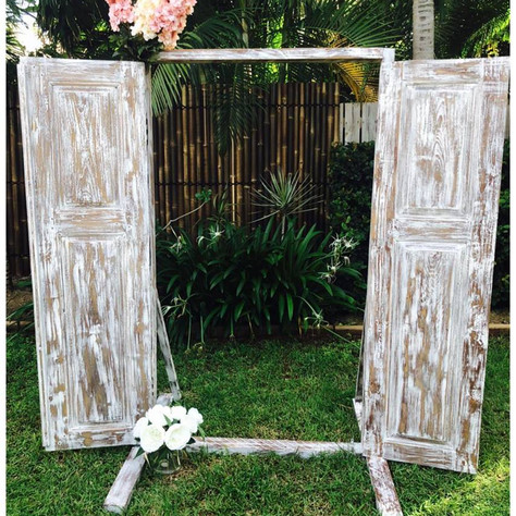 Balianese Doors
