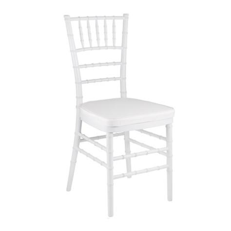 Tiffany White Chair