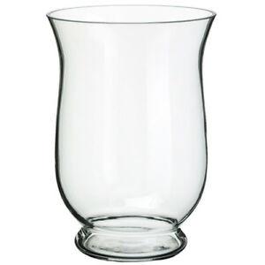 Small Hurricane Glass Jars