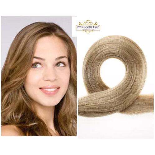 7A European Human Stick tip Hair Extensions 1g per strand 50g