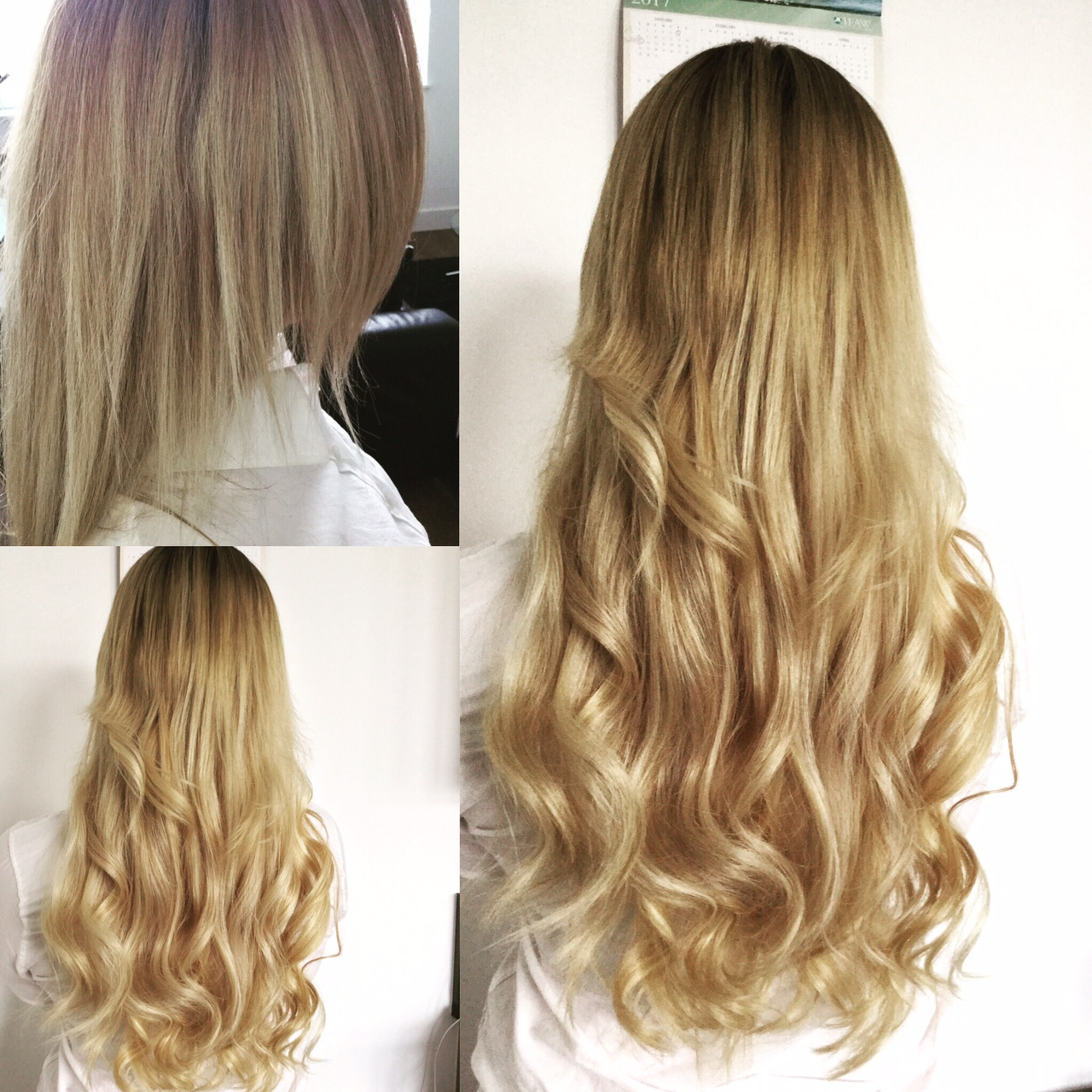 hair extensions in london