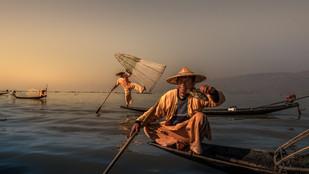 The Fishermen from Inle Lake / Myanmar