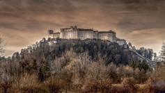 Fortress of Salzbug