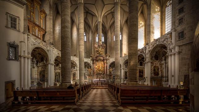 Franziskaner Kirche Salzburg