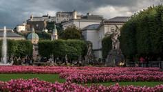 Salzburg - Mirabell Garden