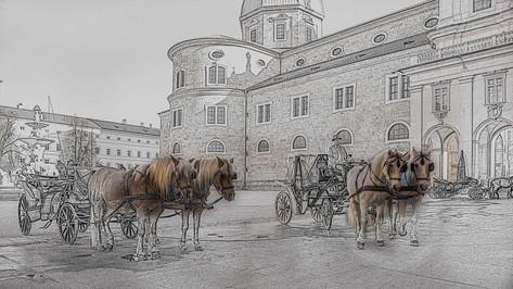 Hommage an Salzburg