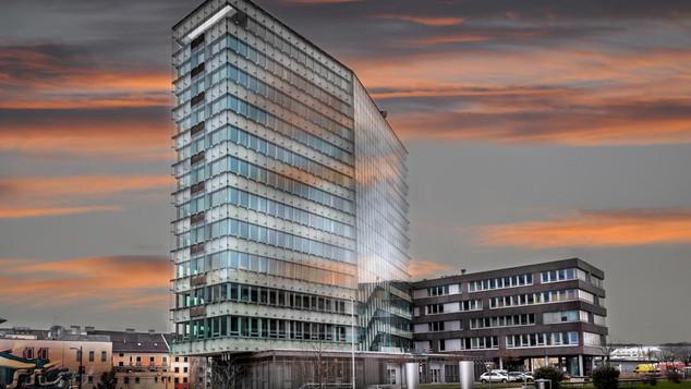 Bürohaus Krankenkasse-Sbg.