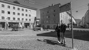 Salzburg im Lockdown - Corona Pandemie 2020