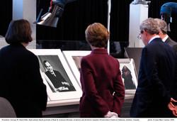 GW Bush, Archives, ©J.M.Carisse 2004