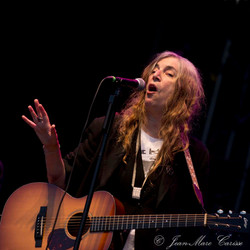 Patti Smith, ©Jean-Marc Carisse 2013