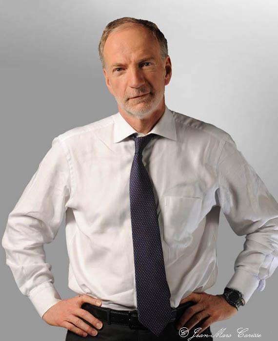 Hubert Lacroix, ©J.M.Carisse 2011