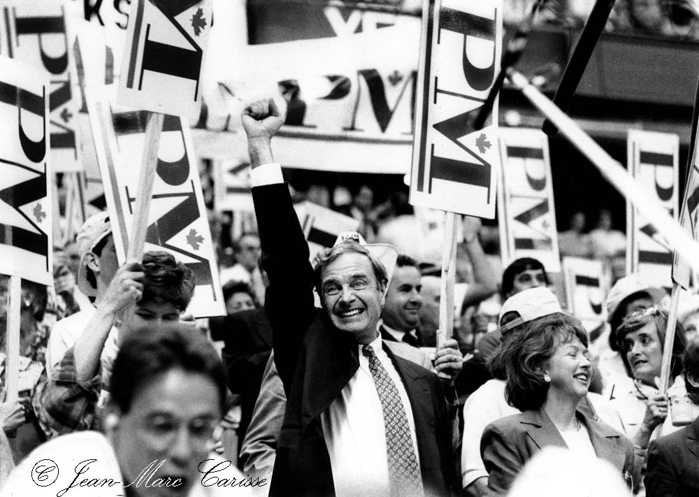 Paul Martin, ©Jean-Marc Carisse 1990