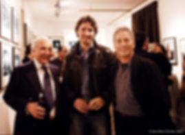 Carisse, Stratton Stevens & Justin Trude