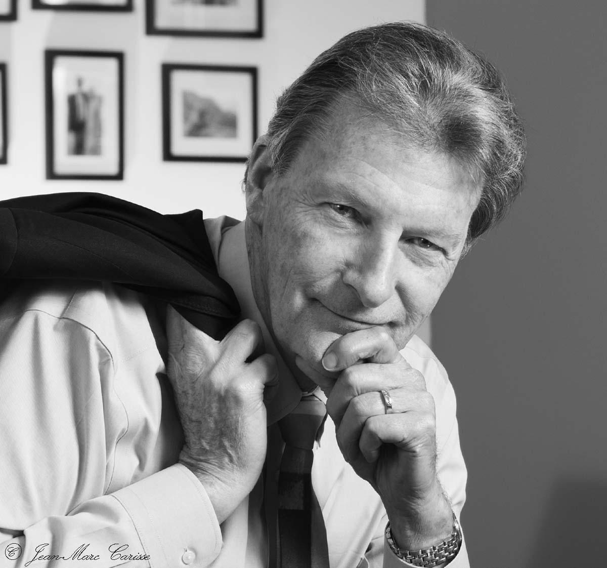 Hon. John McKay, © J.M.Carisse 2019