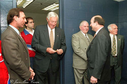 Montreal Canadiens, ©J.M.Carisse1996