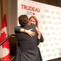 J.Trudeau,K.Telford ©J.M.Carisse2015