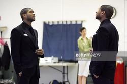 Keeping an eye on Usher