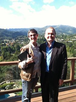 With MARS/VENUS author John Gray