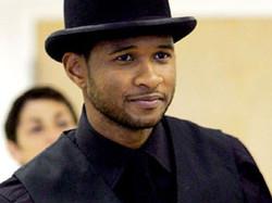 CHICAGO, starring Usher