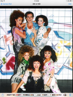 Touring with Melissa Manchester