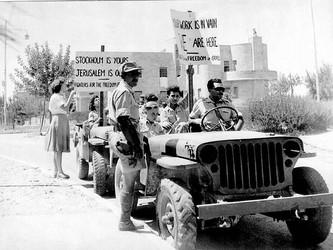 The Assassination of Folke Bernadotte