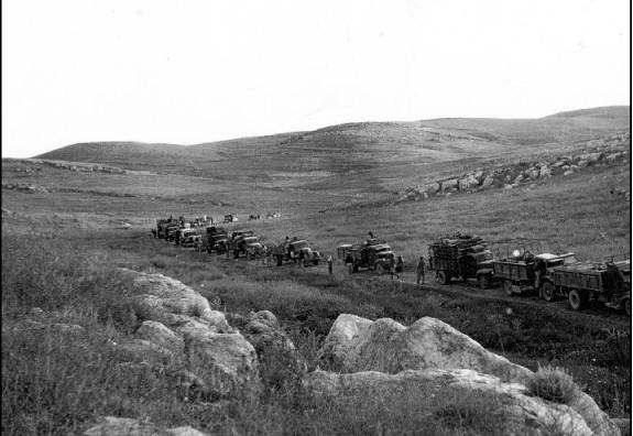 Burma Road, 1948